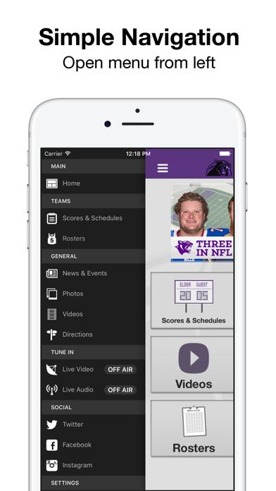 Ehs Mobile Sports review screenshots