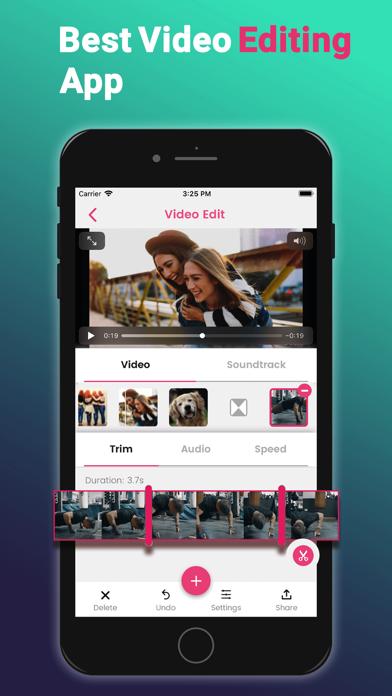 MixMuVi - Video Maker & Music screenshot 1