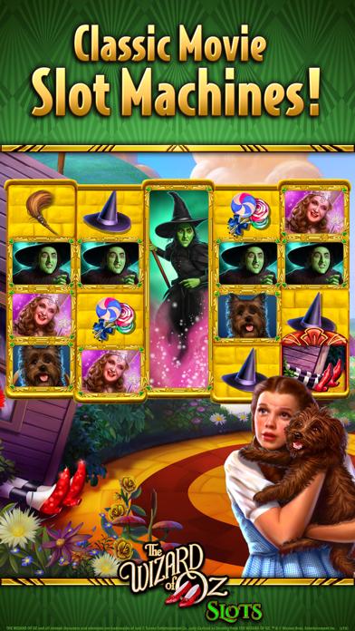 Wizard of Oz: Casino Slots Screenshot