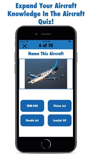 The Aircraft Quiz screenshot #3