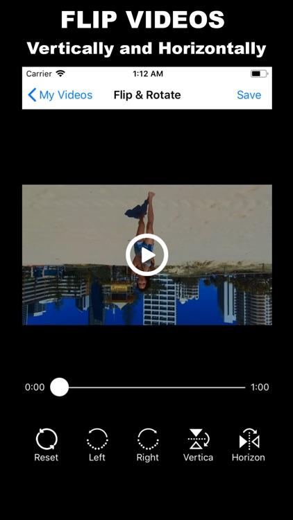 Video Flipper - Rotate & Flip screenshot-3