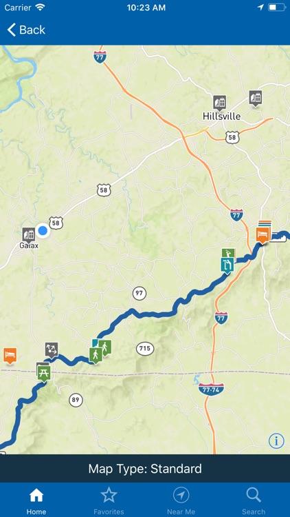 Blue Ridge Pkwy Travel Planner screenshot-5
