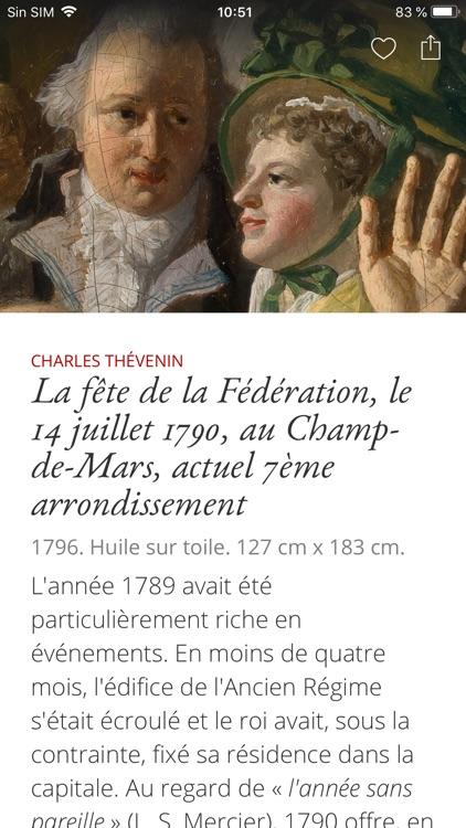 Paris Musées Second Canvas screenshot-3