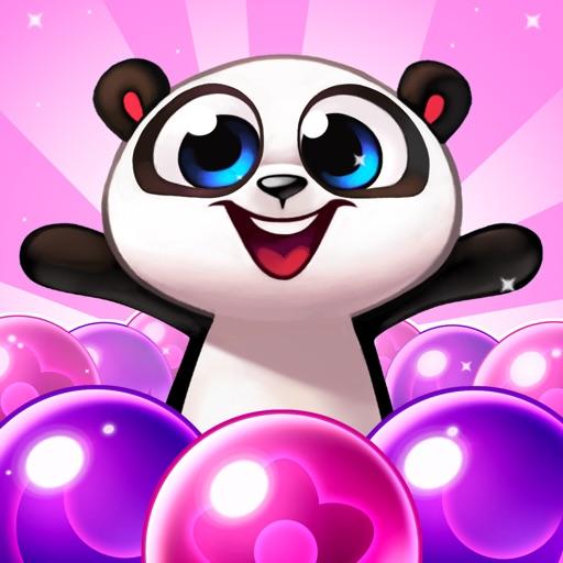 Panda Pop! Bubble Shooter Game Icon