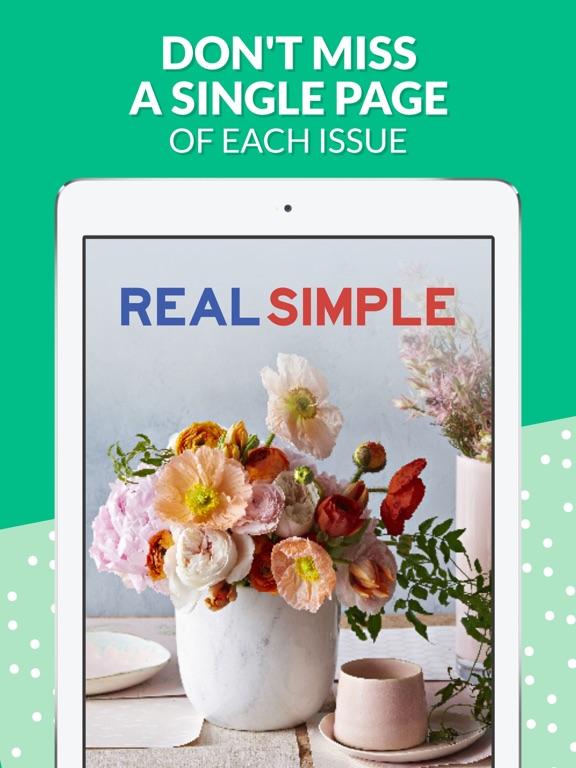 Real Simple Magazineのおすすめ画像2