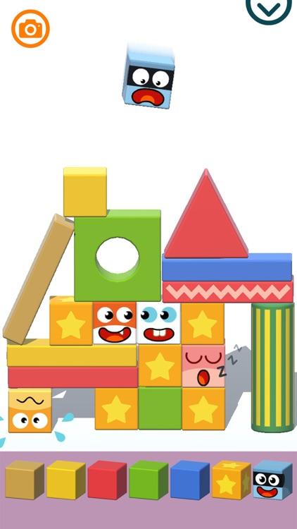 Pango KABOOM ! cube stacking screenshot-4