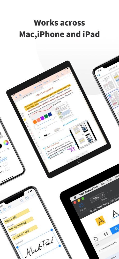 PDF Reader Pro – Lite Edition full screenshot