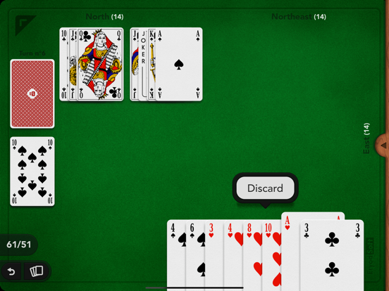 Rami Bridge (Rummy) Screenshots
