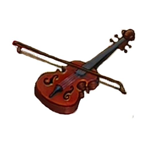 World's smallest violin ™ icon