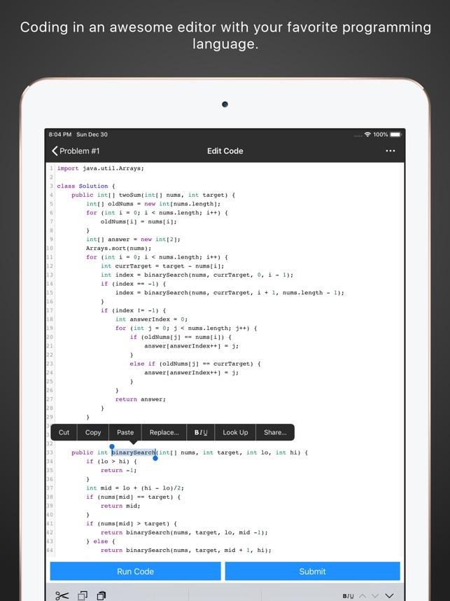 Leetcode Client Pro