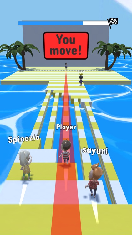Run Race 3D: Multiplayer Games screenshot-5