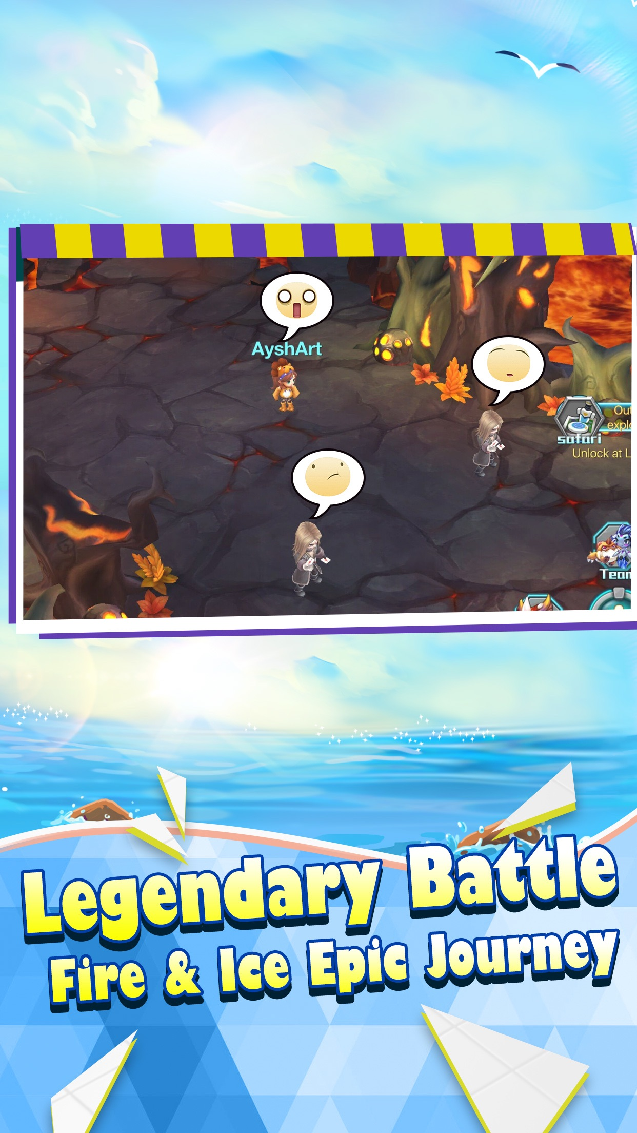 My Monsters - Pocket Adventure Screenshot