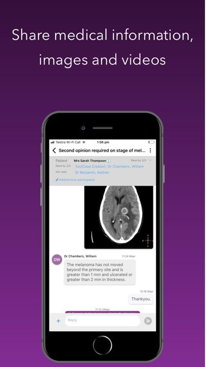 Clinivid by InfoMedix screenshot-3