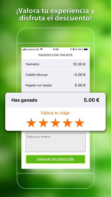 Micocar Taxi Discounts App screenshot-4