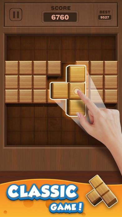 Wood Puzzle 3D