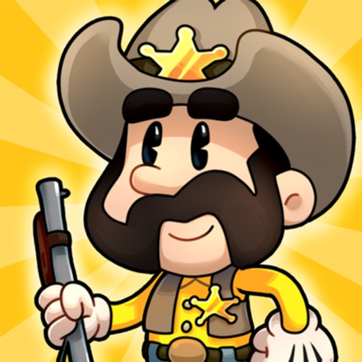 Idle Frontier: Tap Tap Town