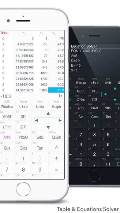 Graphing Calculator X84 app image