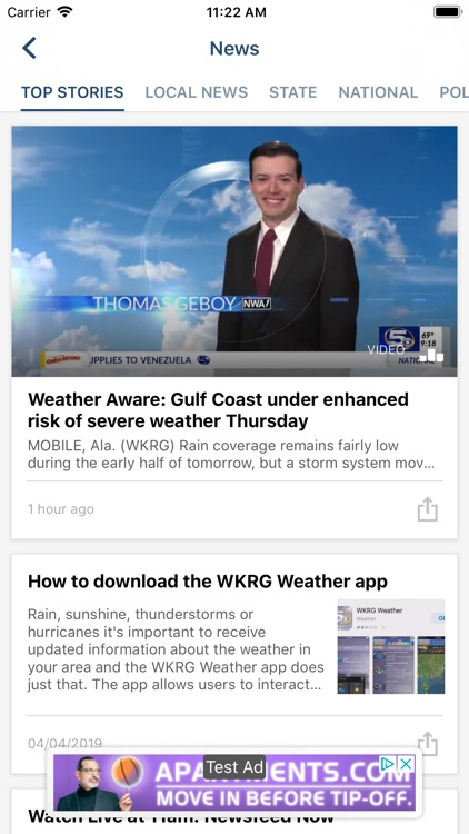WKRG News 5 - Mobile, AL News