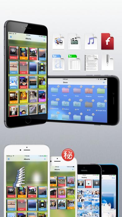 iSafe Pro Screenshots