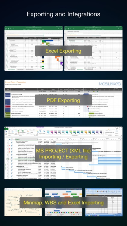 QuickPlan - Project Gantt Plan screenshot-8