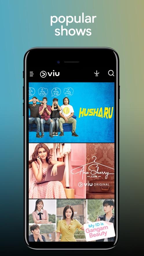 Viu -Stream TV Shows & Serials】版本记录- iOS App版本更新