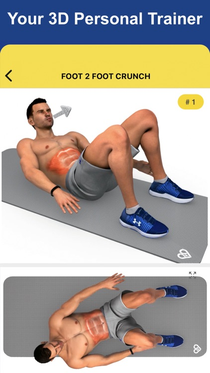 Abs Workout - Daily Fitness screenshot-2