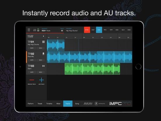 Screenshot #5 pour iMPC Pro 2