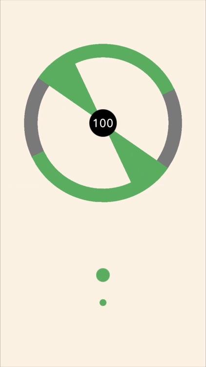 Circle Smash: Black screenshot-7