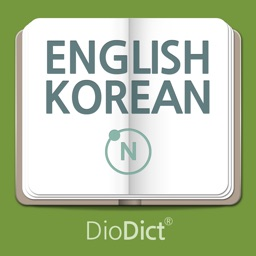 DioDict4 English–Korean Dict
