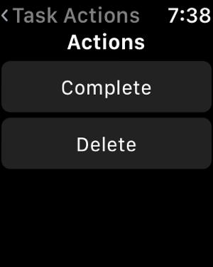 Life Lists: List Organizer Screenshot