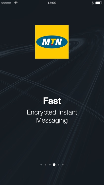MTN Secure Chat