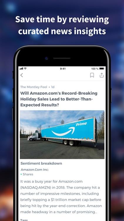 InfoNgen - Investment News screenshot-3