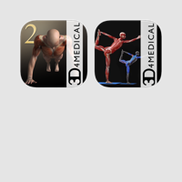 3D4Medical's Muscle & Fitness for iPhone