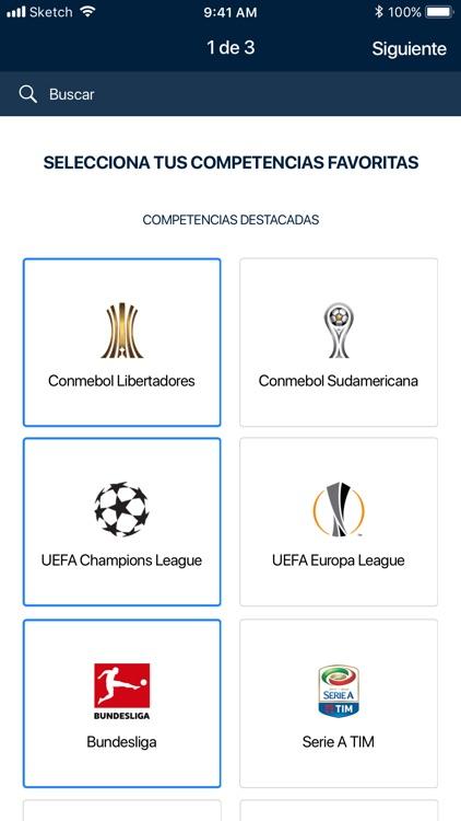 FOX Sports Latinoamérica screenshot-3