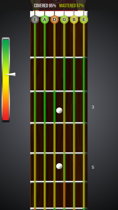 Fretuoso - Learn the fretboard screenshot