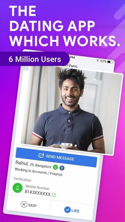 QuackQuack Indian Dating App screenshot-0