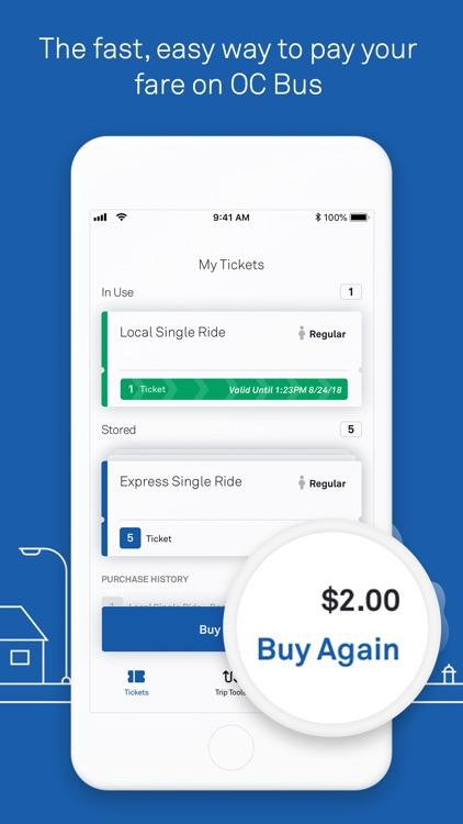 OC Bus Mobile Ticketing screenshot-4