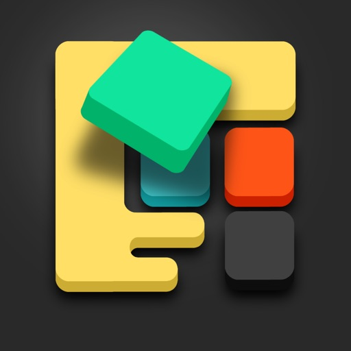 ClearTheBlocks, MergeColors icon
