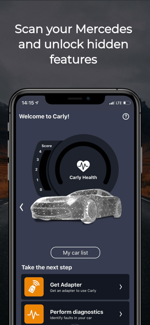 Carly for Mercedes on the App Store