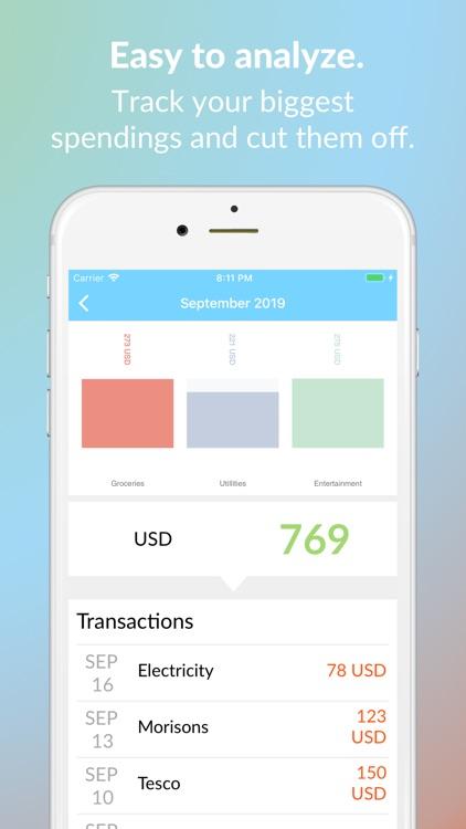 Budgetr screenshot-4