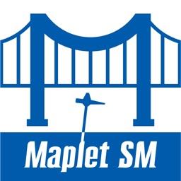 Maplet SM (橋梁点検支援アプリ)