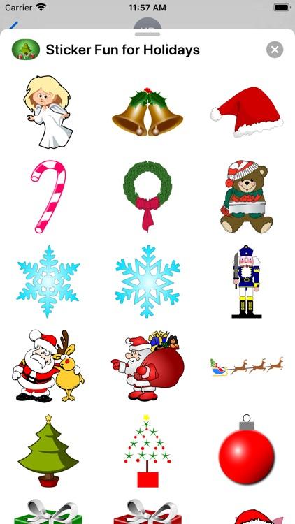 Sticker Fun for Holidays