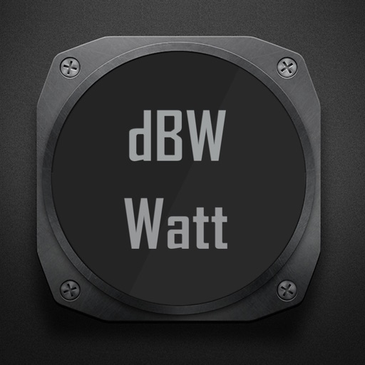 Decibel Watt icon