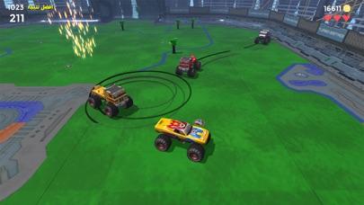 لعبة حرب صقور - العاب سياراتلقطة شاشة5
