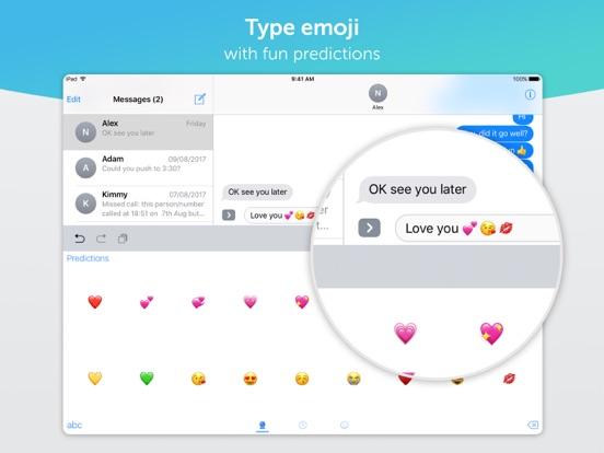 SwiftKey Keyboard by SwiftKey (iOS, United States