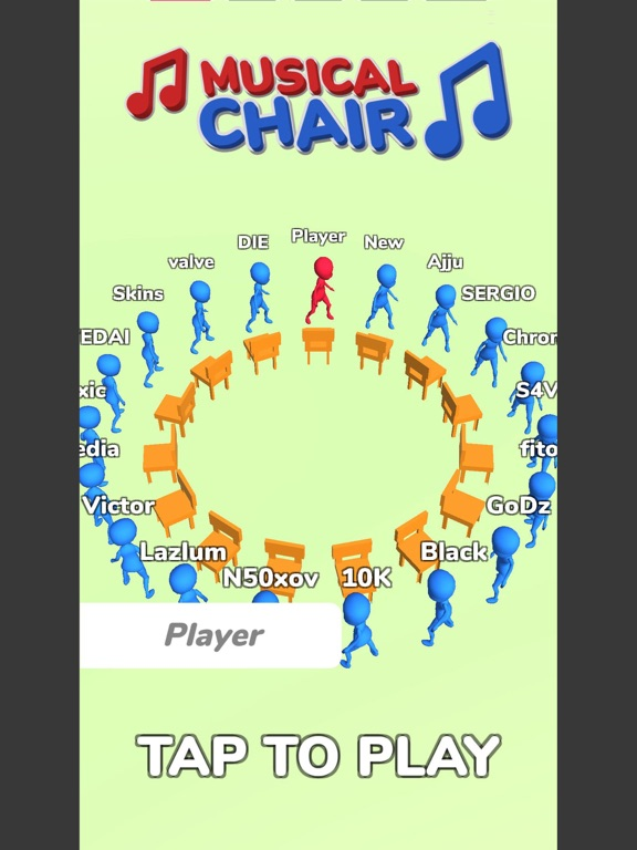 Musical Chair.io screenshot 6