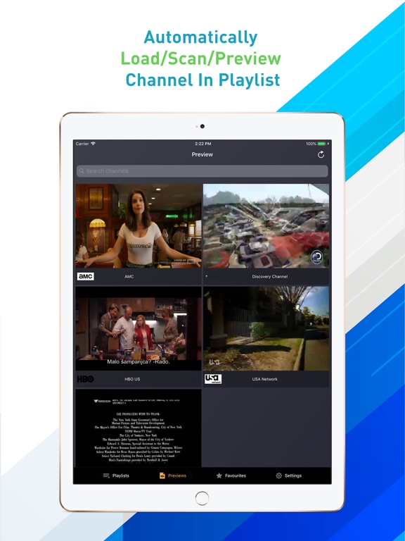 IPTV Player: play m3u playlist by Luong Hoang (iOS, United Kingdom