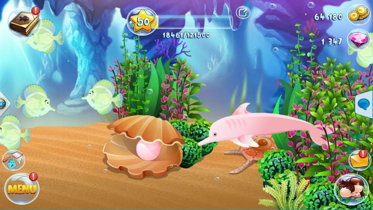 Fish Paradise - Aquarium Farm screenshot-4
