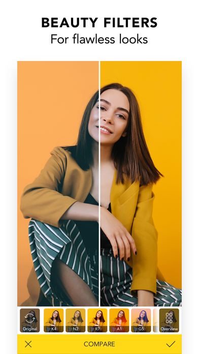 Filterra - Photo Editor app image