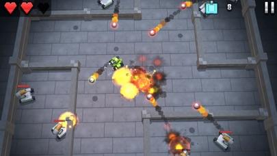 Tank Hero - Shoot Fight Battleのおすすめ画像1